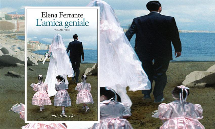 L'amica geniale - Ferrante - Edizioni e/o