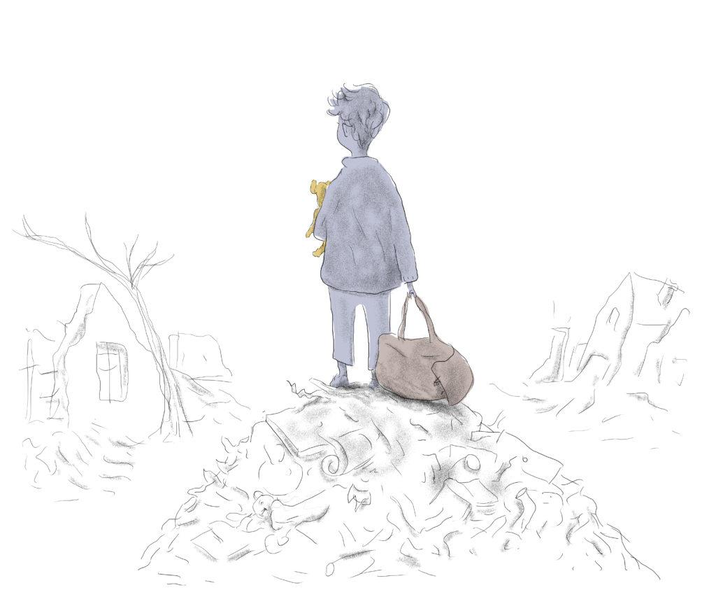 L'Orsetto di Fred - Gallucci - Argaman - Ofer