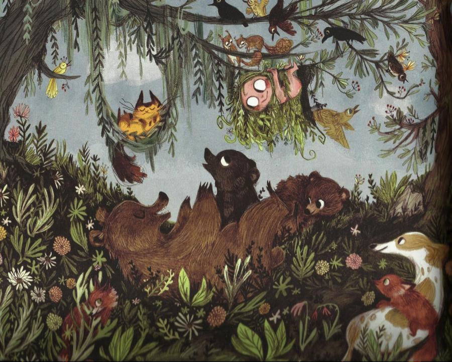 Selvaggia - Emily Hughes - Settenove