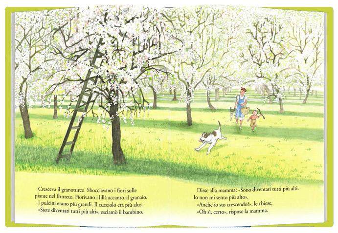 Una storia che cresce - Krauss - Oxenbury - Il castoro