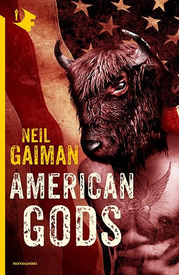 American Gods - Mondadori- Gaiman