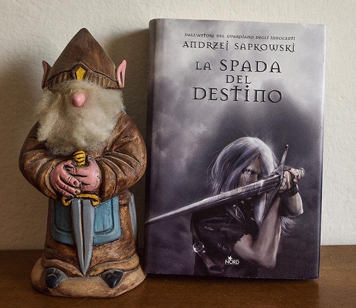 la spada del destino - editrice nord - Sapkowski