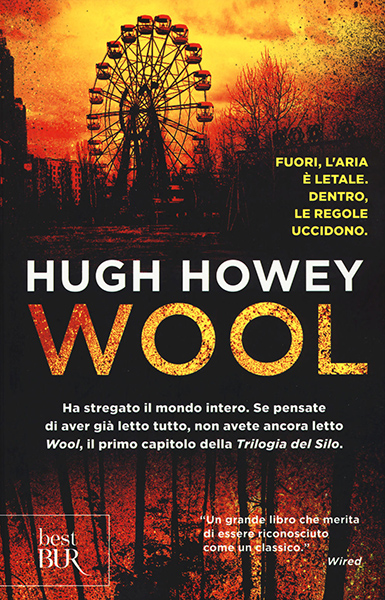 Wool - Howey - Bur