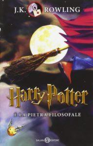 Harry Potter e la pietra filosofale (JK Rowling)