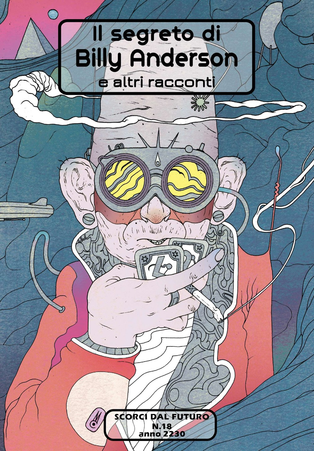 Il segreto di Billy Anderson e altri racconti (Dat Future Edizioni)