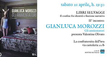 Gianluca Morozzi, Gli anninetatori (Tea)