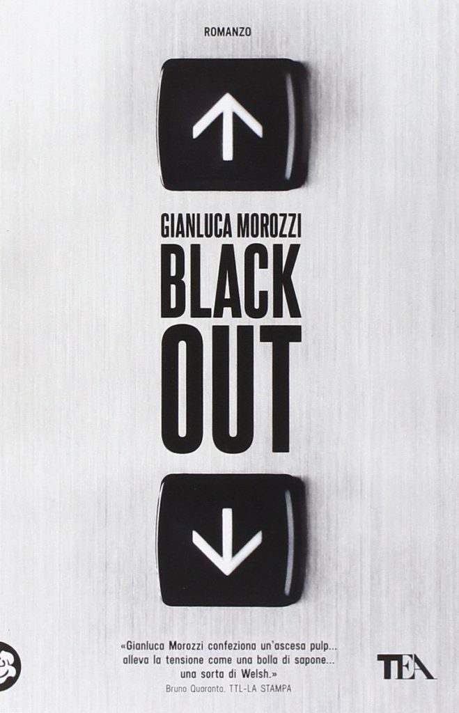 Blackout di Gianluca Morozzi (TEA)