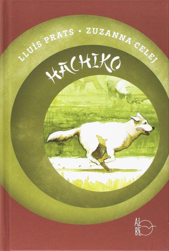 Hachiko. Il cane che aspettava di Lluís Prats Martíneze Zuzanna Celej (Albe Edizioni 2017)