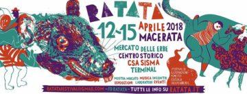 Ratatà festival - Macerata