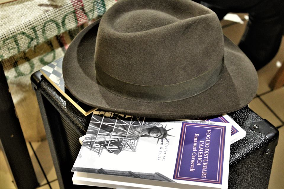 Libri selvaggi I° incontro: Emidio Clementi