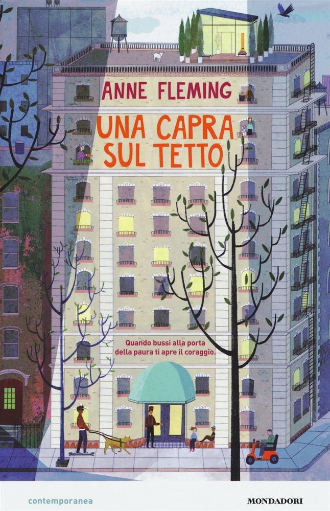 Una capra sul tetto_Fleming_Mondadori