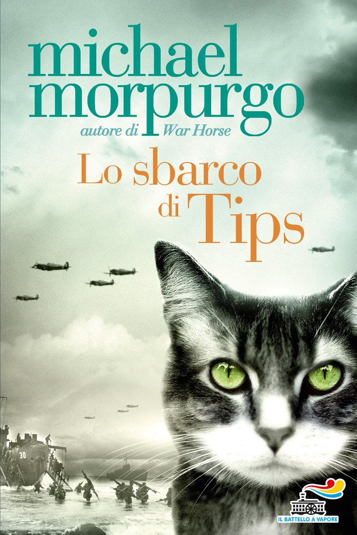 Lo sbarco di Tips-Morpurgo-Piemme-battello a vapore